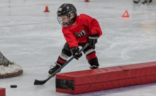 Hockey skills Practice