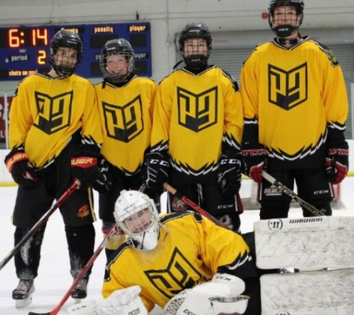 P3 custom Sports Hockey