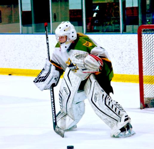 P3 Hockey Academy Goal Tender Training