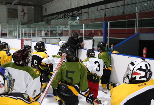 P3 Hockey Academy Coach and player development