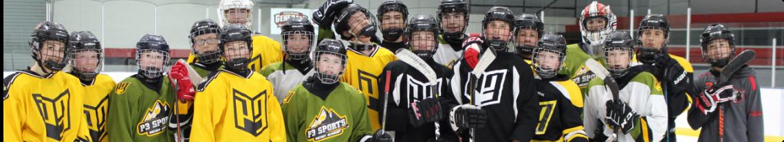 P3 Hockey Academy Ball Hockey Tournament cup