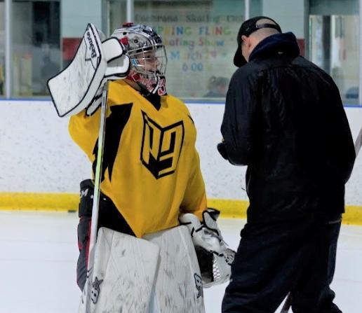 P3 custom hockey individual skill development private lesson