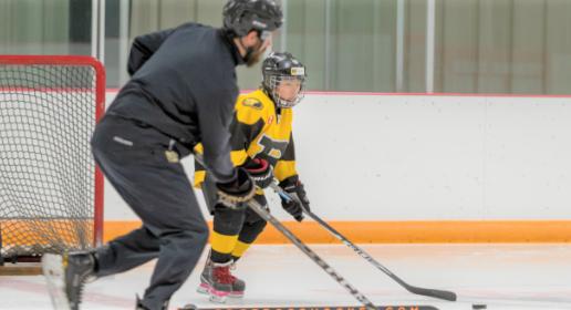 P3 Hockey Academy Training
